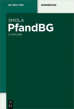 PfandBG (eBook, ePUB) - Smola, Rainer