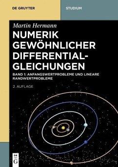 Anfangswertprobleme und lineare Randwertprobleme (eBook, PDF) - Hermann, Martin