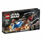 LEGO® Star Wars 75196 A-Wing™ vs. TIE Silencer™ Microfighters