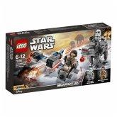 LEGO® Star Wars 75195 Ski Speeder™ vs. First Order Walker™ Microfighters