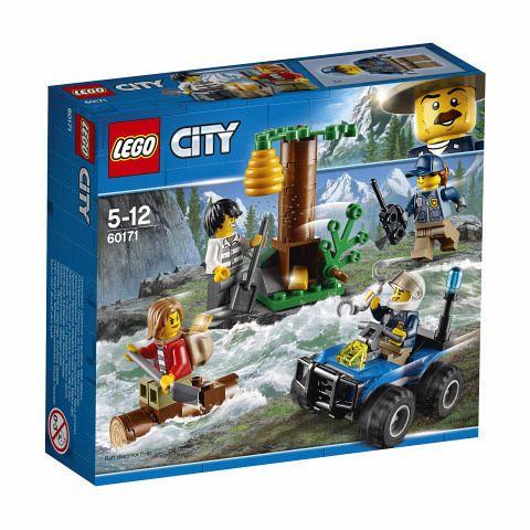 LEGO® City Polizei 60171 Verfolgung durch die Berge