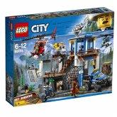 LEGO® City Polizei 60174 Hauptquartier der Gebirgspolizei
