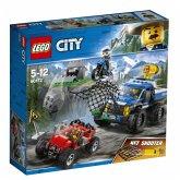 LEGO® City Polizei 60172 Verfolgungsjagd auf Schotterpisten