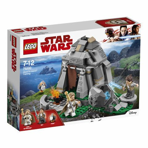 LEGO® Star Wars 75200 Ahch-To Island™ Training