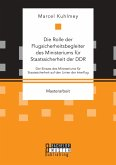 Die Rolle der Flugsicherheitsbegleiter des Ministeriums für Staatssicherheit der DDR. Der Einsatz des Ministeriums für Staatssicherheit auf den Linien der Interflug