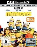 Minions - 2 Disc Bluray