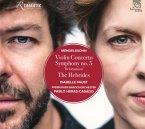 Violinkonzert/Sinfonie 5/+