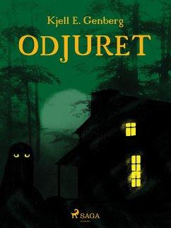 9788711749296 - Genberg, Kjell E: Odjuret (eBook, ePUB) - Bog