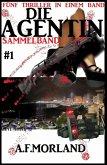 Die Agentin - Sammelband #1: Fünf Thriller in einem Band (eBook, ePUB)