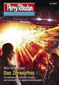 Das Zerwürfnis / Perry Rhodan-Zyklus Genesis Bd.2937 (eBook, ePUB)