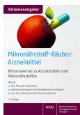 Mikronährstoff-Räuber: Arzneimittel
