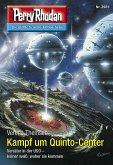 "Kampf um Quinto-Center / Perry Rhodan-Zyklus ""Genesis"" Bd.2931 (eBook, ePUB)"