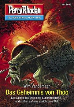 Das Geheimnis von Thoo / Perry Rhodan-Zyklus Genesis Bd.2936 (eBook, ePUB)