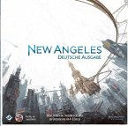Asmodee FFGD0108 - New Angeles, Brettspiel, Erwachsenenspiel