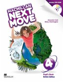 Macmillan Next Move 4. British Edition. Pupil's Book with DVD-ROM