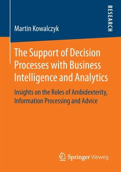 The Support of Decision Processes with Business...