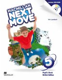 Macmillan Next Move 5. British Edition. Pupil's Book with DVD-ROM