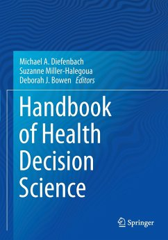 Handbook of Health Decision Science