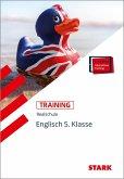Training Realschule 2018 - Englisch Grundwissen 5. Klasse + ActiveBook