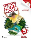 Macmillan Next Move 3. British Edition. Pupil's Book with DVD-ROM
