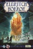 Asmodee FFGD1002 - Eldritch Horror, Zeichen von Carcosa, Strategiespiel, Erweiterung