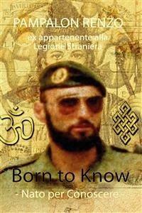 Born to know. Nati per conoscere (eBook, PDF)