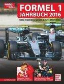 Formel 1 Jahrbuch 2016 (Mängelexemplar)