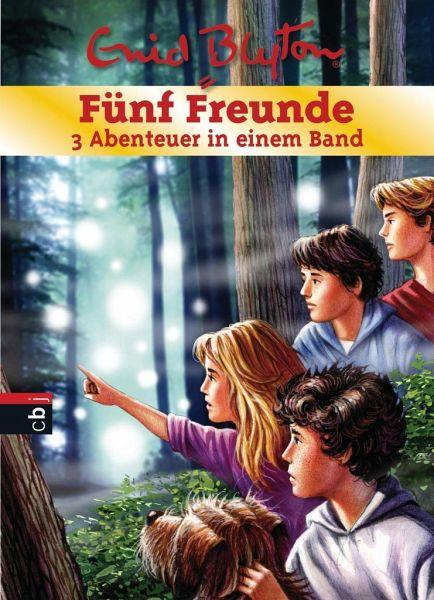 Fünf Freunde - 3 Abenteuer in einem Band / Fünf Freunde Sammelbände Bd.6 (Mängelexemplar) - Blyton, Enid