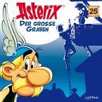 Der große Graben / Asterix Bd.25 (1 Audio-CD)