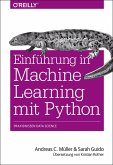 Einführung in Machine Learning mit Python (eBook, ePUB)