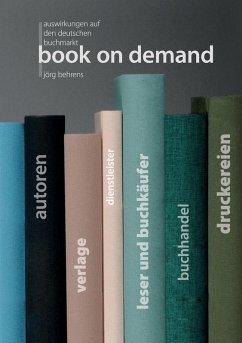 Book on Demand (eBook, ePUB)