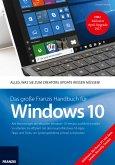 Das große Franzis Handbuch für Windows 10 Update 2017 (eBook, ePUB)