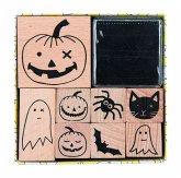 Stempelset Halloween