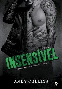 9788568292747 - Collins, Andy: Insensível (eBook, ePUB) - Livro