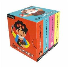 Little Feminist: Board Book Set - Kleinman, Emily