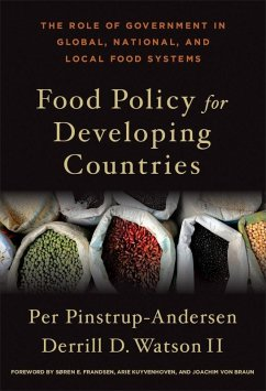 Food Policy for Developing Countries (eBook, ePUB)