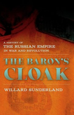 The Baron's Cloak (eBook, ePUB) - Sunderland, Willard