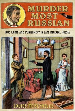Murder Most Russian (eBook, ePUB) - Mcreynolds, Louise