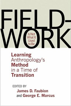 Fieldwork Is Not What It Used to Be (eBook, ePUB)