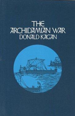 The Archidamian War (eBook, ePUB) - Kagan, Donald