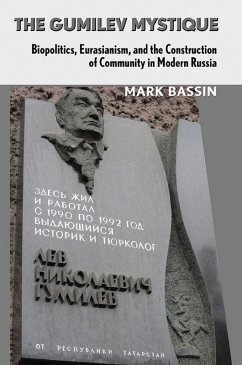 The Gumilev Mystique (eBook, ePUB)