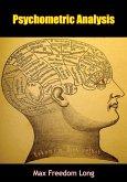 Psychometric Analysis (eBook, ePUB)