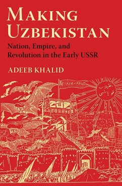 Making Uzbekistan (eBook, ePUB)
