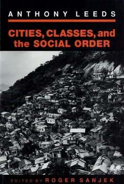 Cities, Classes, and the Social Order (eBook, ePUB)