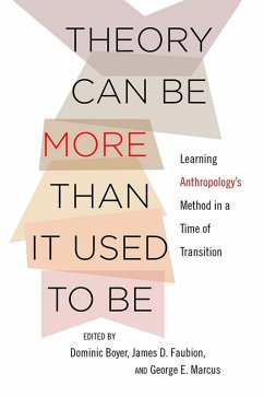 Theory Can Be More than It Used to Be (eBook, ePUB)