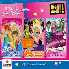 Die drei !!!, 3er Box, 3 Audio-CDs