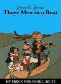 Three Men in a Boat (eBook, ePUB)