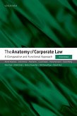 The Anatomy of Corporate Law (eBook, ePUB)