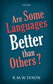 Are Some Languages Better than Others? (eBook, PDF)