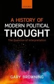 A History of Modern Political Thought (eBook, PDF)
